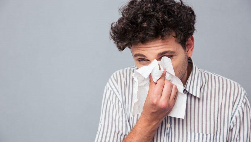 Luchtwegen lijden onder te veel vocht in huis