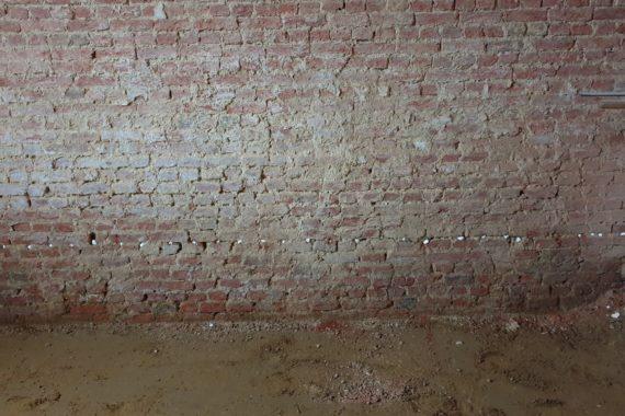 Vochtbestrijding door middel van het injecteren van muren