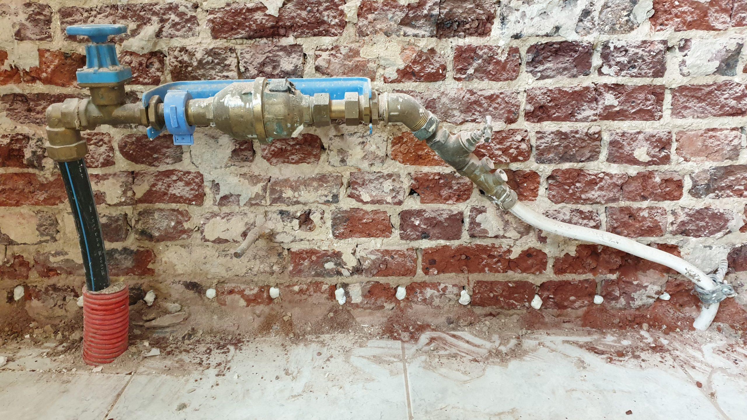 Muren laten injecteren
