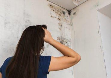 Schimmel in de badkamer behandelen